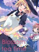 Blossom tea time