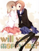 Will you marry me?漫画