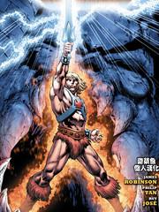 宇宙的巨人希曼 DC宇宙版V1
