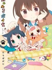 猫咪日常漫画20