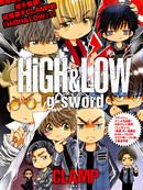 HiGH&LOW g-sword漫画