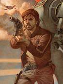 星球大战:卡西安与K-2SO漫画